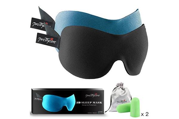 prettycare-2-pack-sleep-mask
